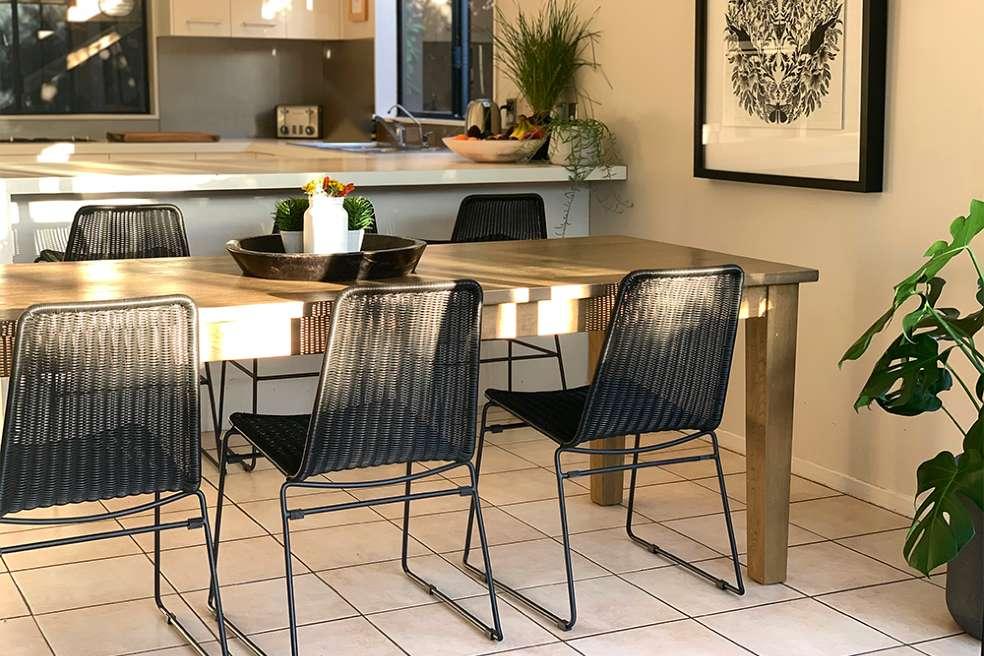 black bar stools matching kitchen chairs nz
