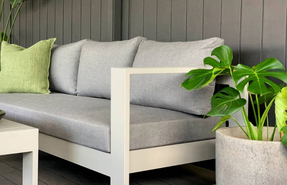 premium affordable sunbrella outdoor corner suite auckland