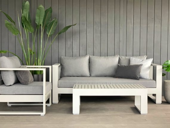 bask sunbrella outdoor lounge suite grey- MAIN_1