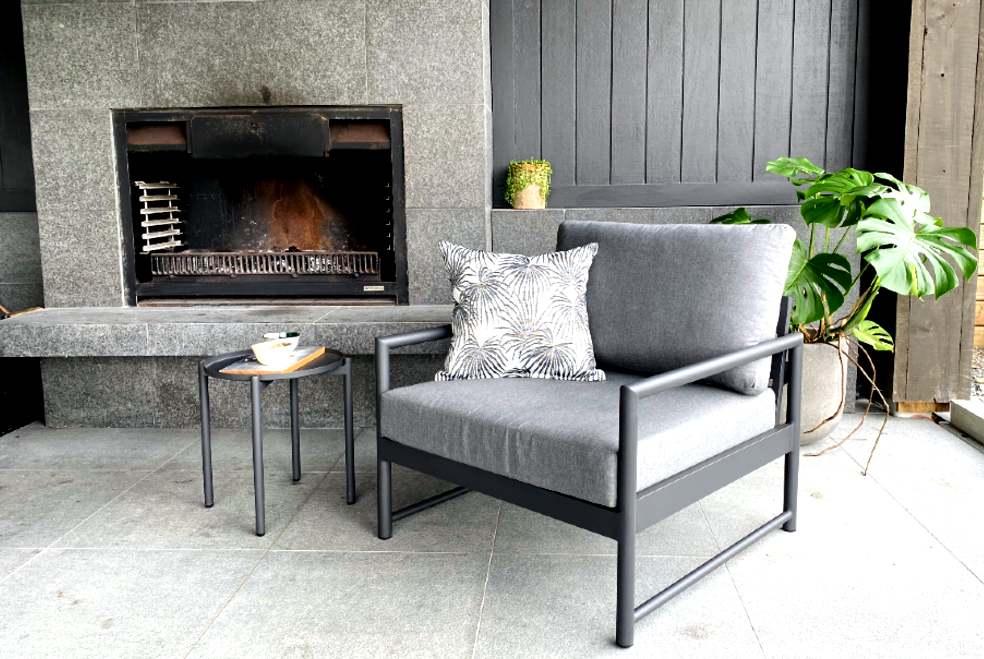 charcoal outdoor chair nz