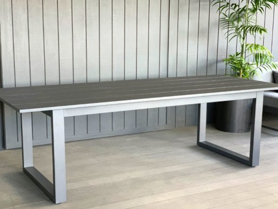 outdoor-aluminium-grey-table-nz
