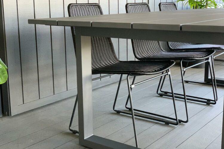outdoor-aluminium-table-charcoal-nz-rattan