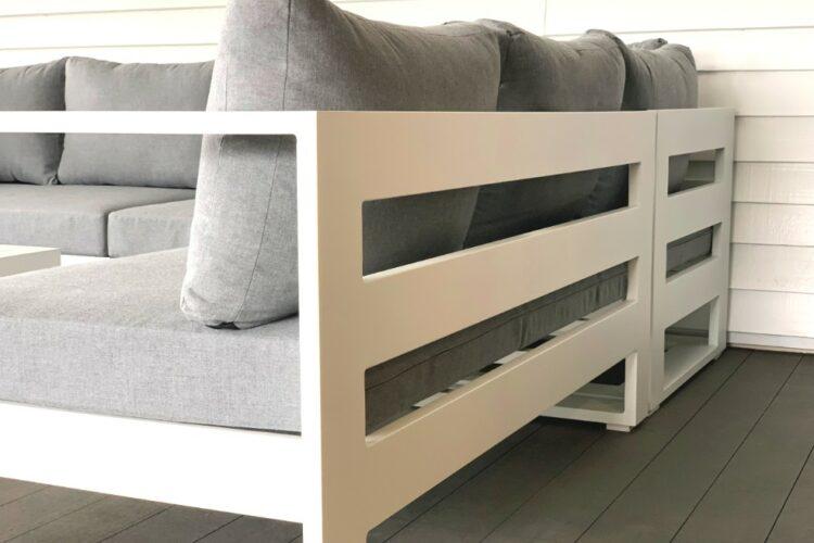 designer-white-outdoor-aluminium-corner-sofa