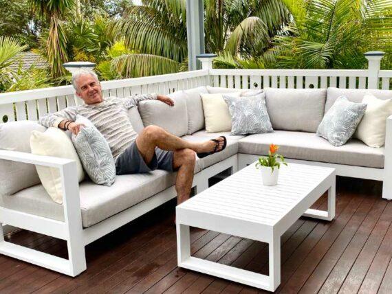 sunbrella premium outdoor sofa nz