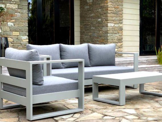 modern outdoor furniture set auckland