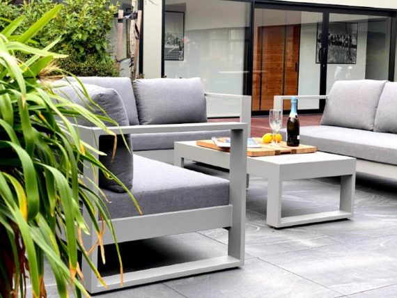 outdoor furniture for architect homes nz