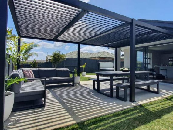premium modern outdoor furniture nz