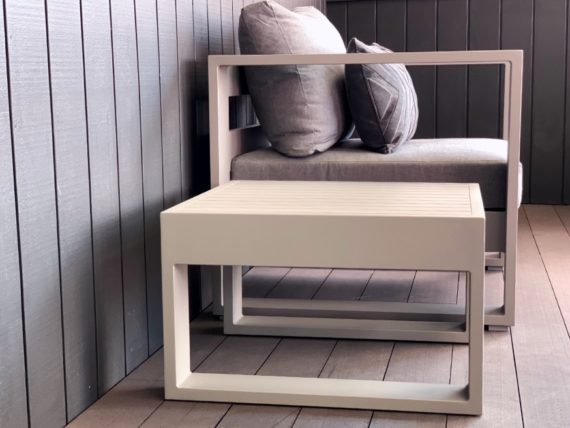 small-grey-outdoor-aluminium-side-table