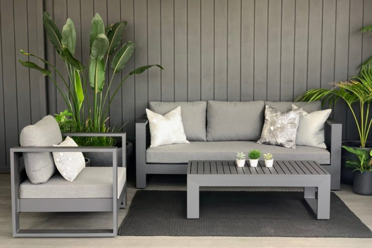 anthracite charcoal outdoor furniture auckland