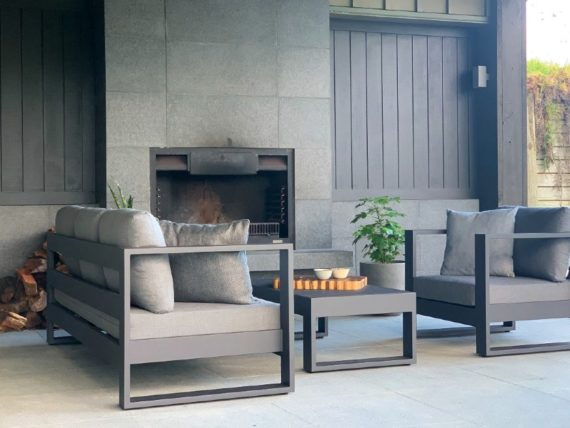 charcoal outdoor furniture nz