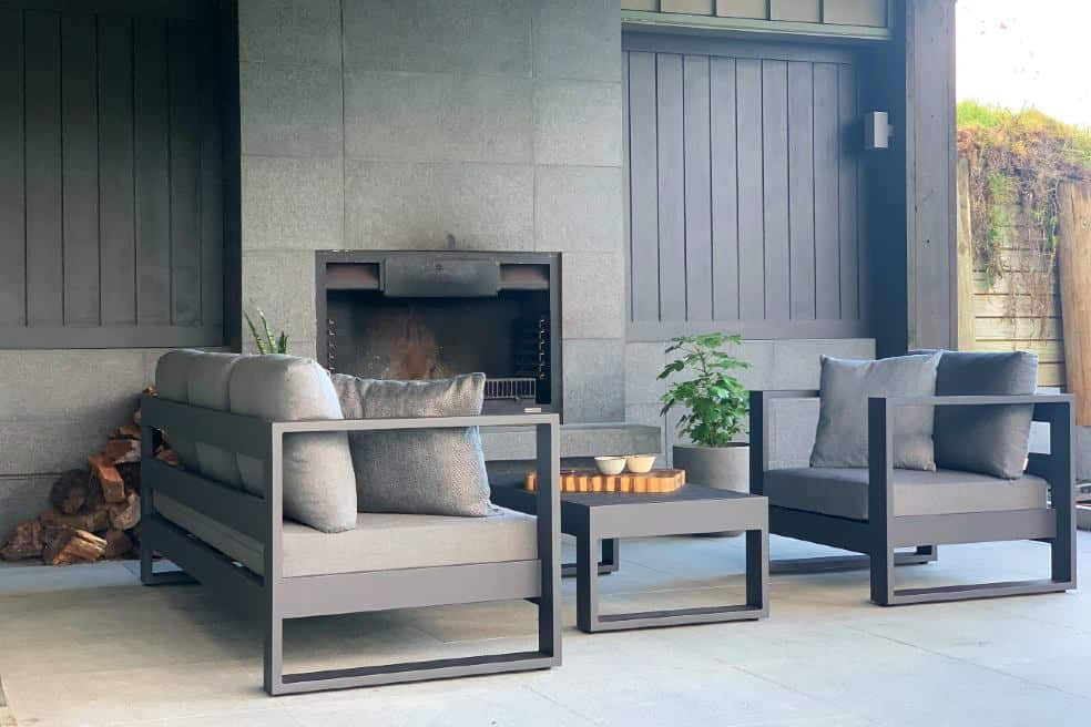 charcoal outdoor furniture nz (