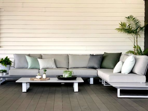 designer outdoor corner sofa modern home nz