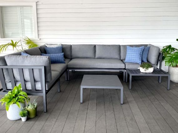 contemporary sunbrella outdoor modular nz